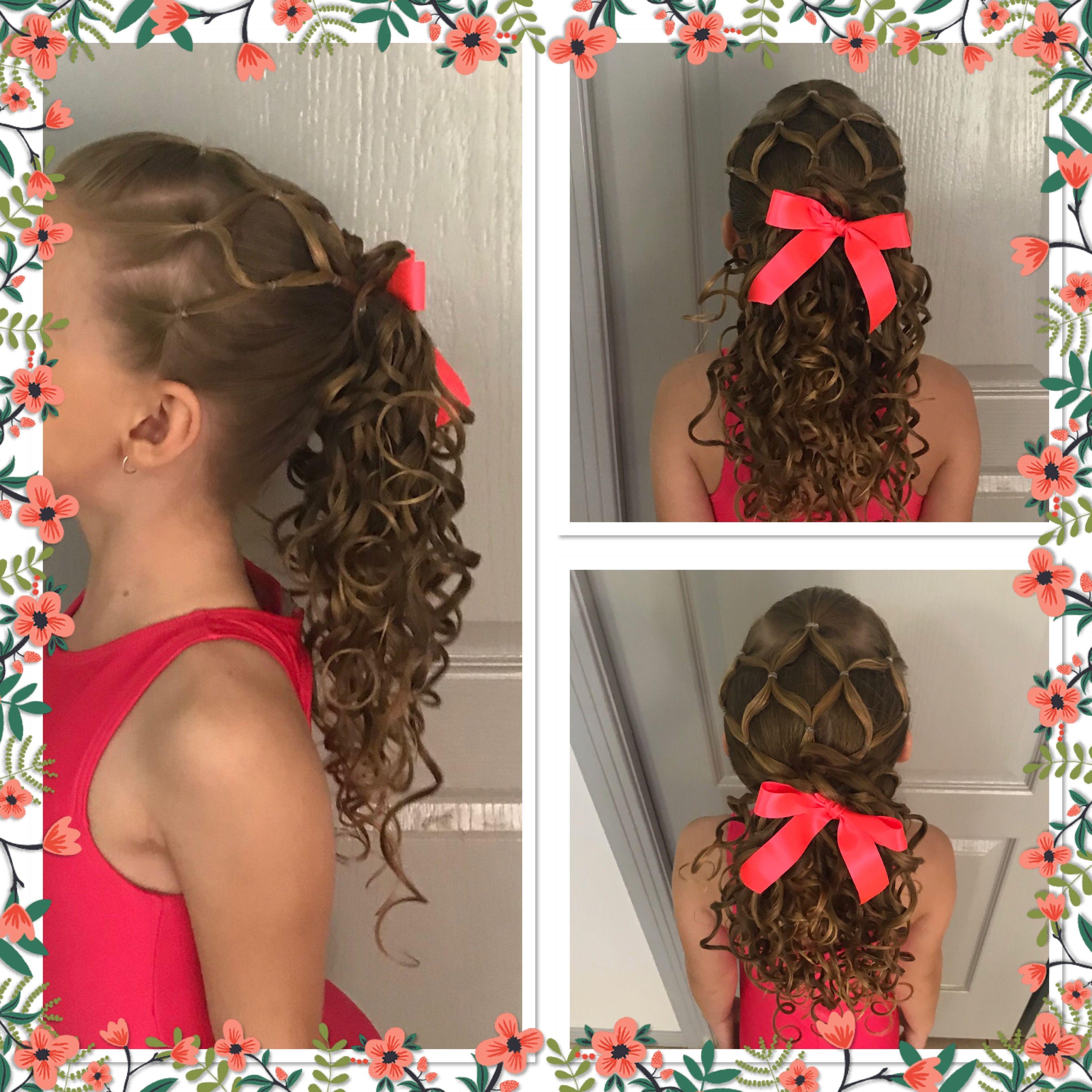 Physie Hair Hair Styles Hair Halter Dress