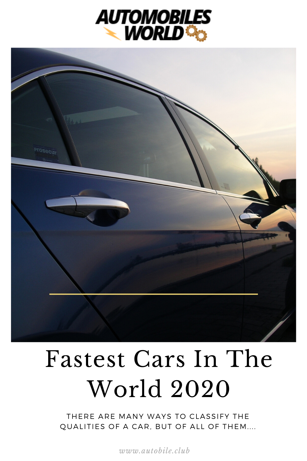 Fastest Cars In The World 2020 In 2020 Car Insurance Car In The
