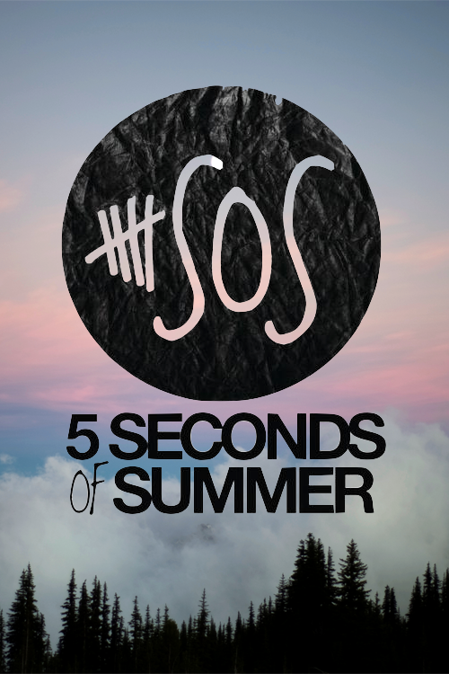 5sos Logo Wallpaper