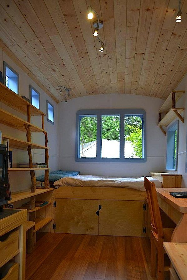 5 micro guest house design ideas - Tiny House Interior 2