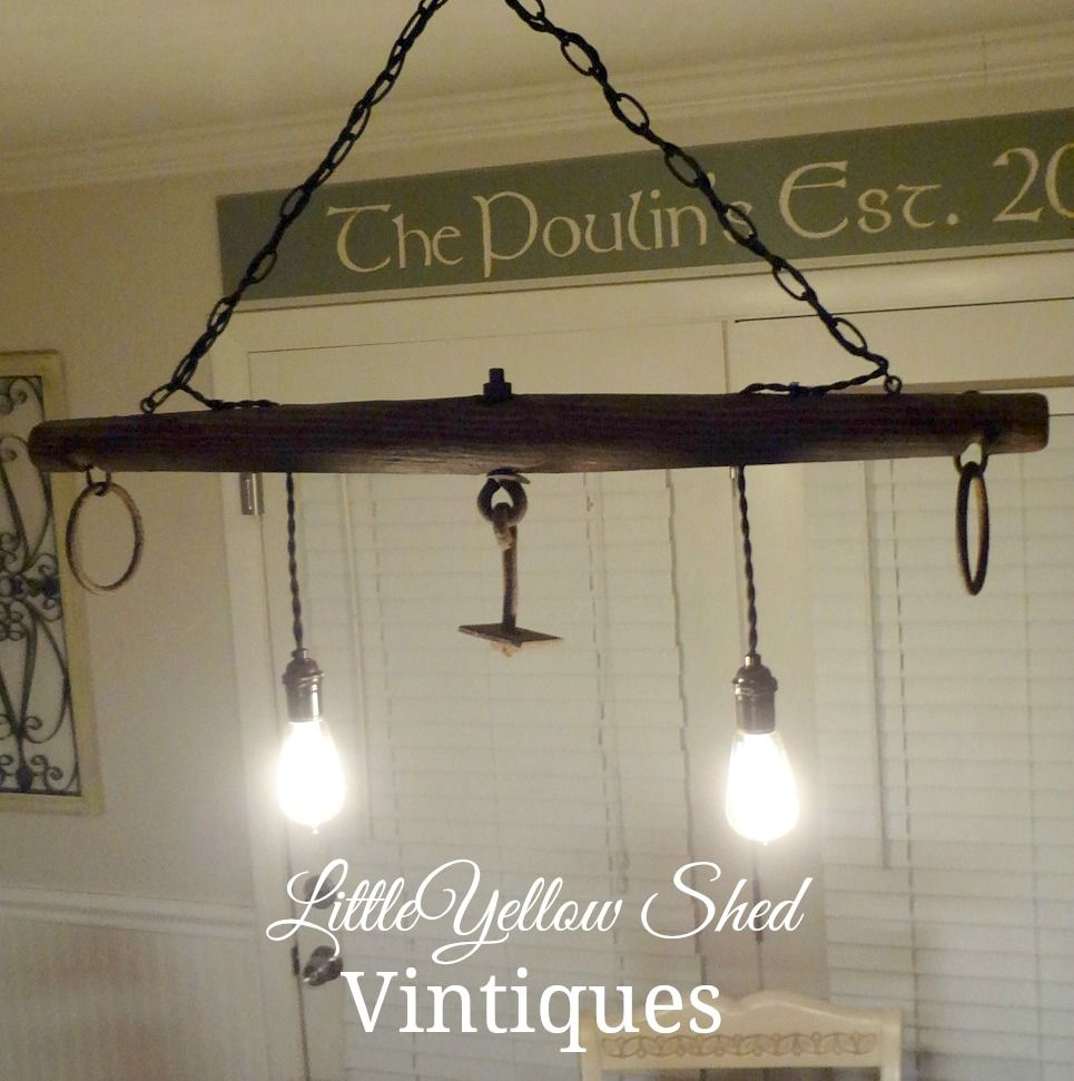 antique kitchen lighting fixtures. repurposed an antique horse yoke into a lighting fixture using edison bulbs check it out kitchen fixtures h