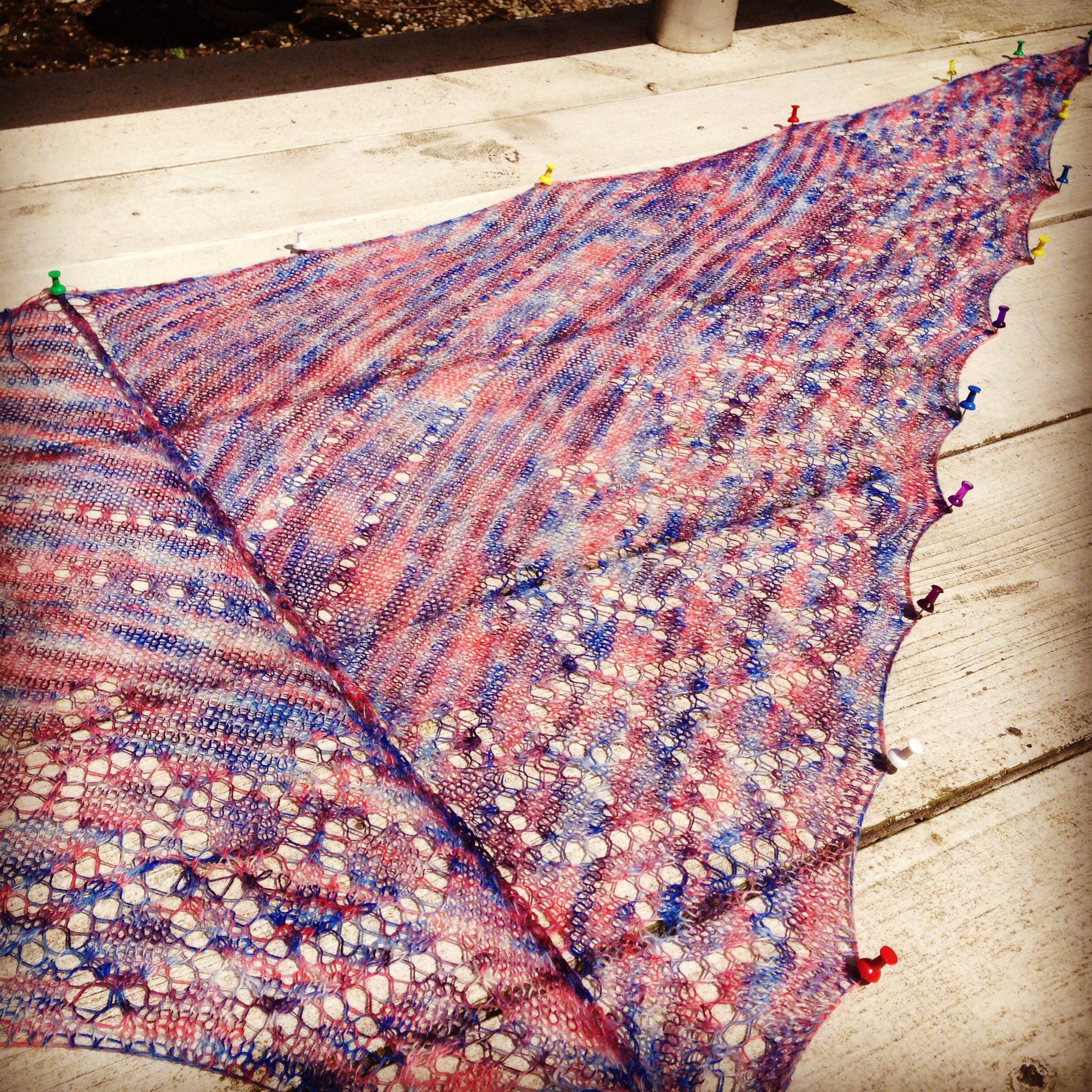 Basic triangle shawl pattern for standard gauge knitting machine basic triangle shawl pattern for standard gauge knitting machine pattern on ravelry http bankloansurffo Image collections