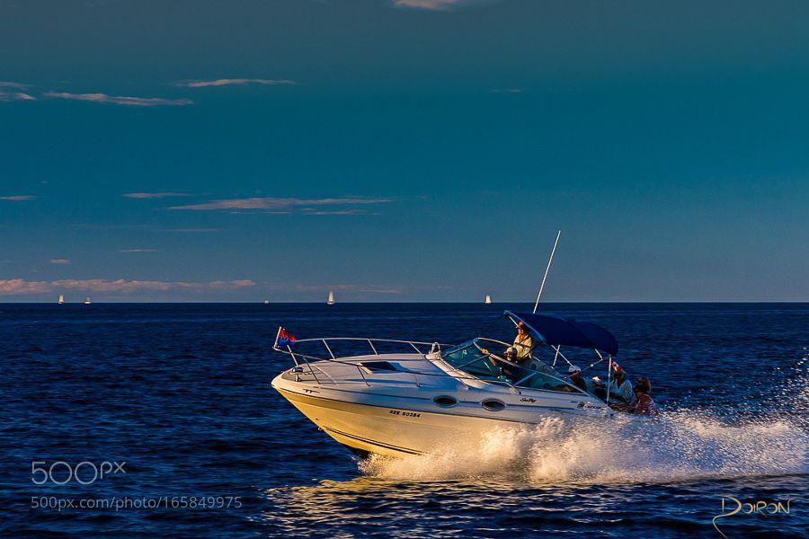 Summer Cruising by dacsafety54