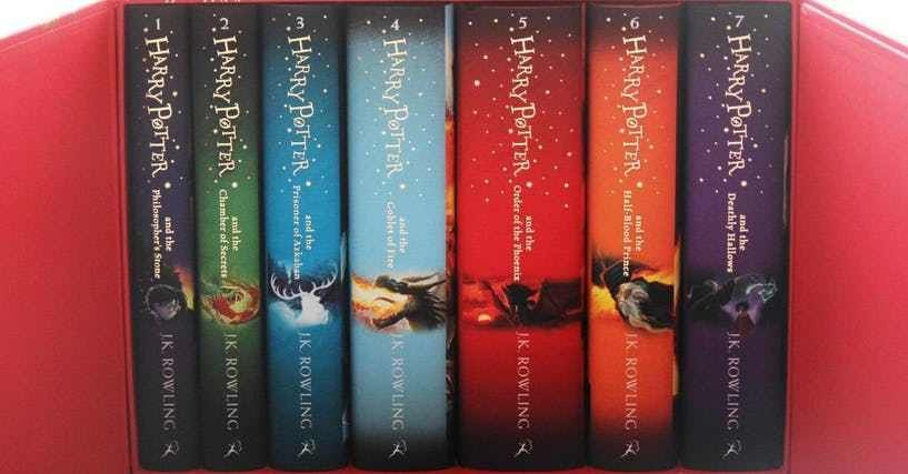 All Harry Potter Books Ranked Best To Worst With Images Harry