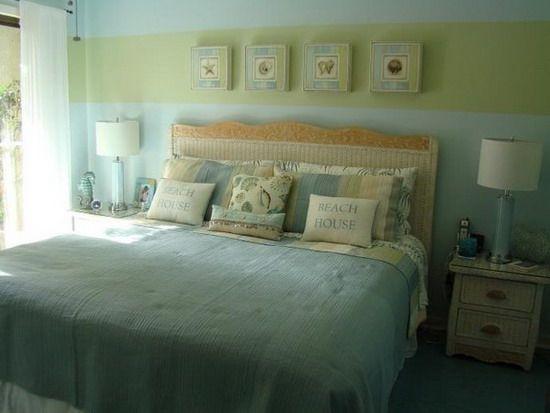 bedroom ideas blue green - Google Search bedroom ideas Pinterest