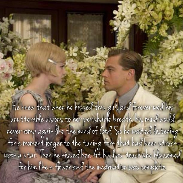 He Knew That When He Kissed This Girl And Forever Wed His Unutterable Visions To Her Perishable Bre Great Gatsby Outfits Gatsby Outfit The Great Gatsby Movie