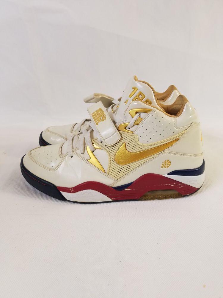 ac246a942931 Vintage 2007 Nike Air 180 Premium Barkley s 316274-171 Men s Shoes Size 12   Nike  BasketballShoes