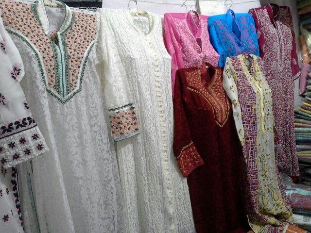 Lucknowi Kurti  [*Sfq*]