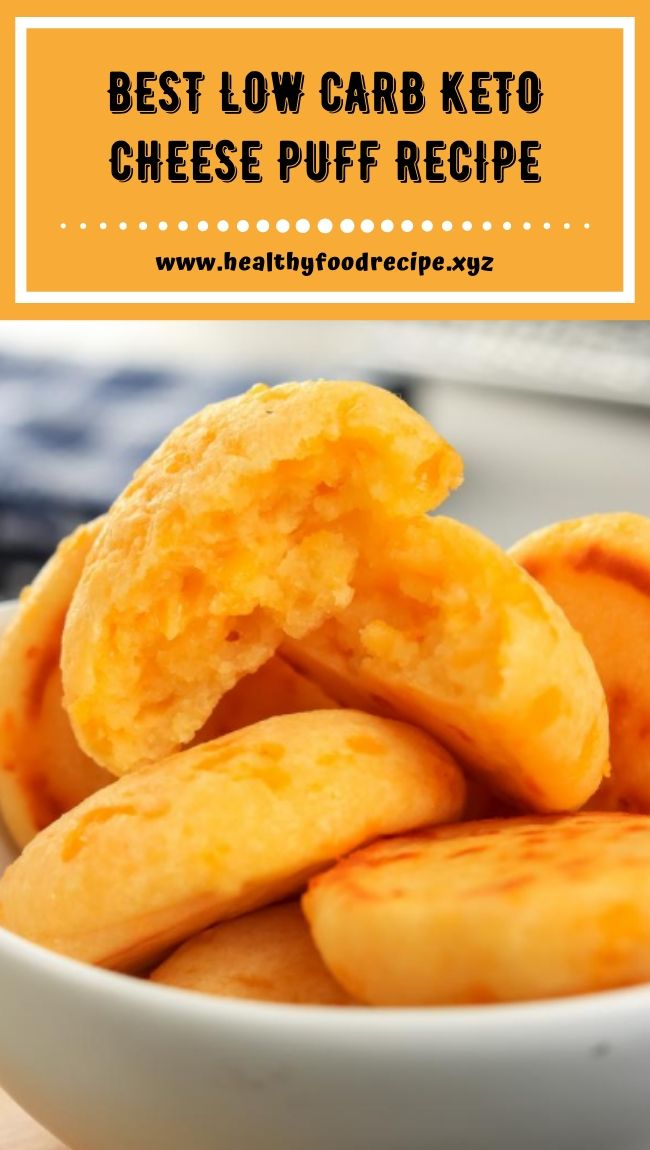 Best Low Carb Keto Cheese Puff Recipe In 2020 Cheese Puffs Recipe Keto Cheese Puff Recipe