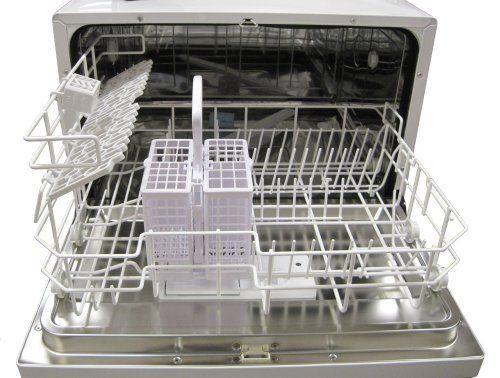 Spt Countertop Dishwasher Silver Countertop Dishwasher Dishwasher White Portable Dishwasher