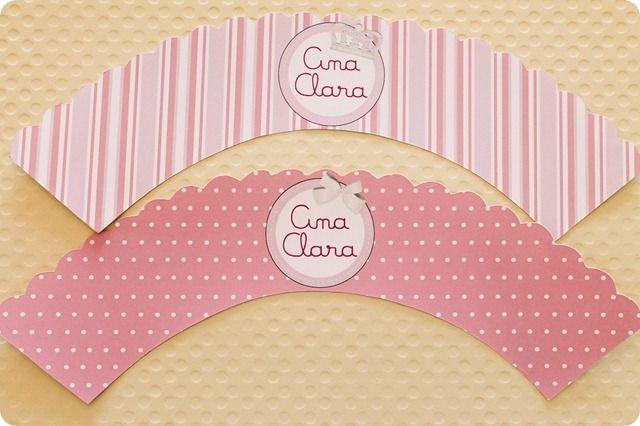 Festa Pronta - Princesa - Tuty - Arte & Mimos www.tuty.com.br Que tal usar esta inspiração para a próxima festa? Entre em contato com a gente! www.tuty.com.br #festa #personalizada #party #tuty #aniversario #bday #princess #princesa #rosa #pink #baby