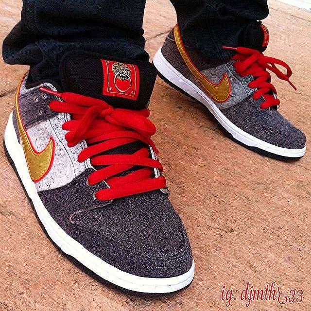 "Nike SB Dunk Low ""Beijing"""