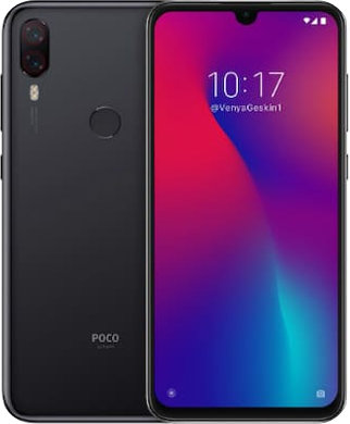 Xiaomi Poco F2 waterdrop notch display ke saath ek ghalak