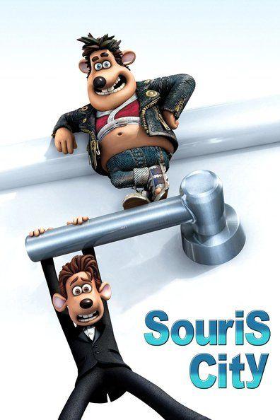 Souris City 2006 Regarder Souris City 2006 En Ligne Vf Et Vostfr Synopsis Roddy Est Un Rat Des Beaux Quartiers Qui H Away Movie Flushed Away Full Movies