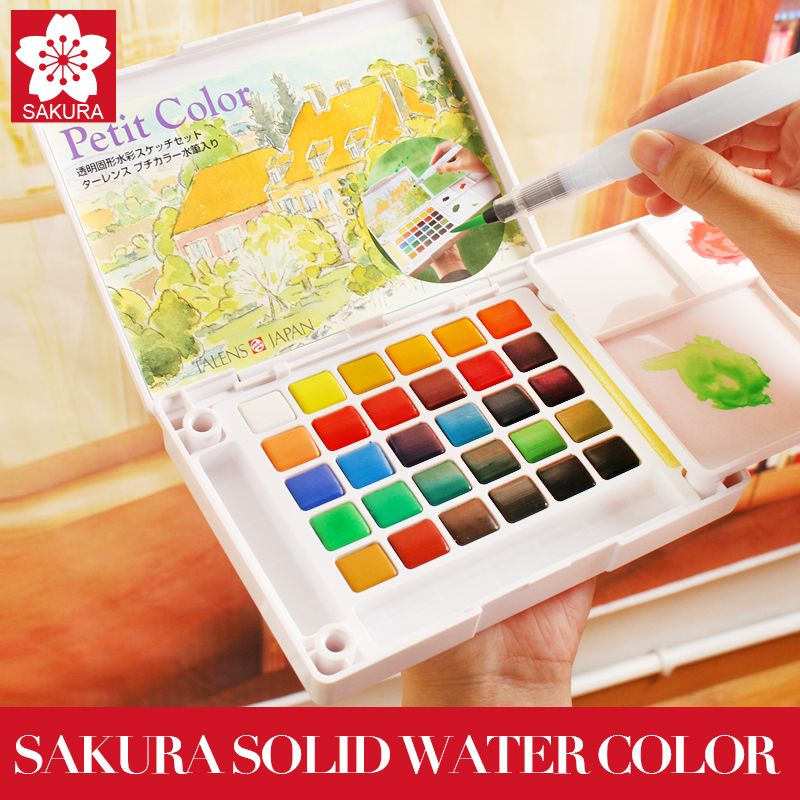 Cheap Solid Watercolor Buy Quality Watercolor Paint Boxes