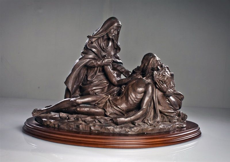 Jesua y las dos Miriams