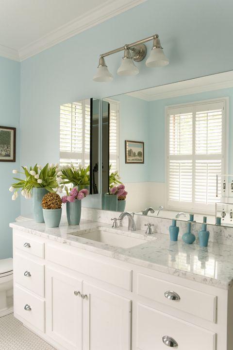 Reflections in turquoise Master bath Pinterest Baños lujosos - baos lujosos