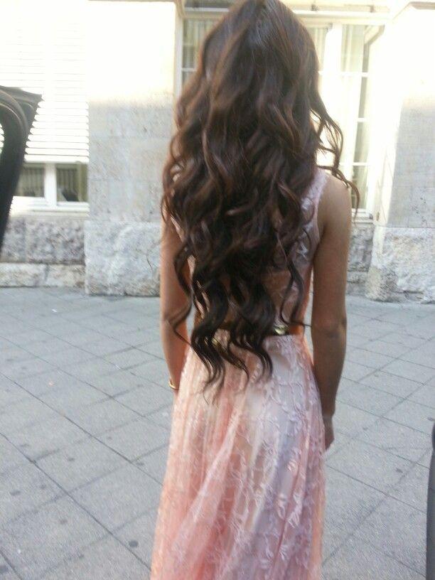 Vermisse meine langen Haare