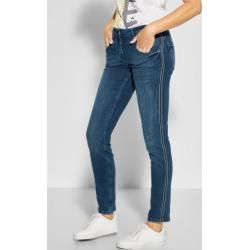 Slim Fit Jeans für Damen