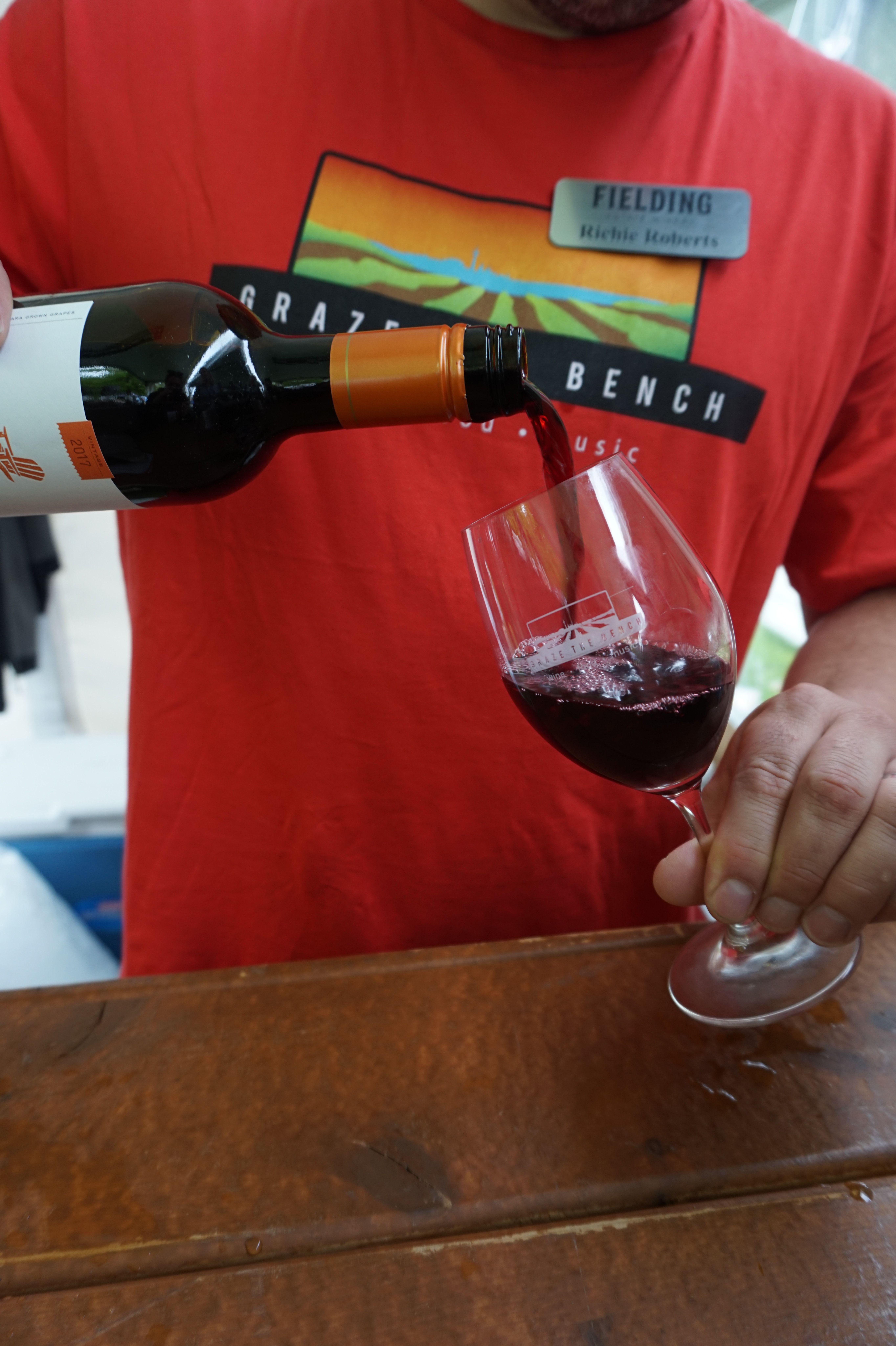 Niagara Wine Events Graze The Bench Wine Event Niagara Wine