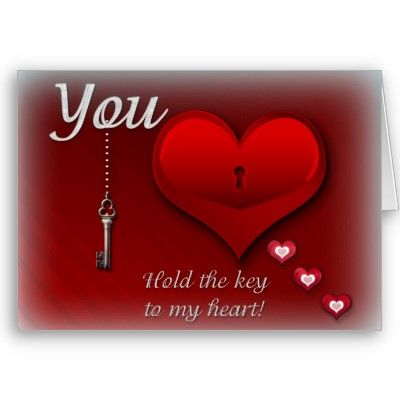 key to my heart   key to my heart   If you hold the key ...
