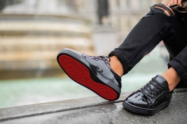 chaussure louboutin homme tennis | Tendance Homme