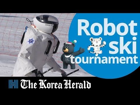 Robots compete in their own Olympics ski tournament, capture our hearts - The Verge