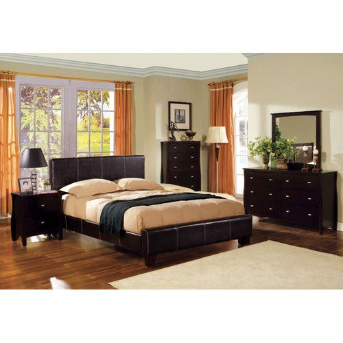 Explore Queen Bedroom Sets, Queen Beds, And More! Hokku Designs Uptown  Panel Footboard