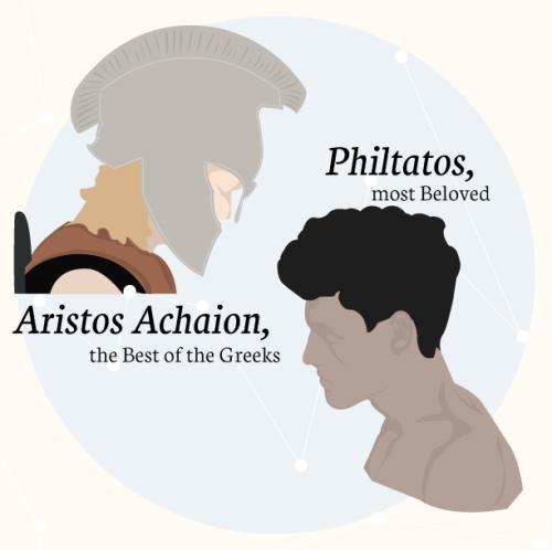 Image Result For The Song Of Achilles Fanart Achilles And Patroclus Achilles Greek Myths