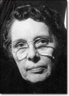 Marie Besnard, accused murderess. Besnard was suspected of the murder of her husband, both parents, her husband's parents, her first husband, her sister-in-law, two boarders, two elderly cousins, a grandmother-in-law, and a great aunt (among possible others). The first 2 attempts to try her resulted in mistrials. At her 3rd trial she was acquitted -- there was no longer enough physical evidence to test for arsenic residue.