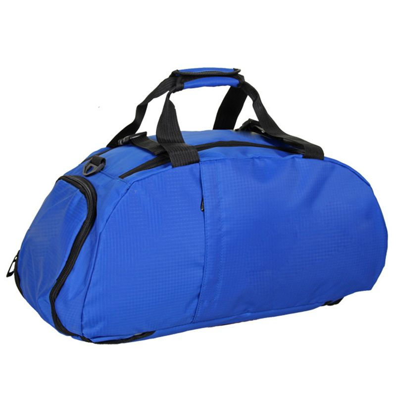 38635840ca8d Only US  16.52 Men Women Gym Bag Backpack Shoulder Sport Bag Separated  Shoes Storage For Fitness