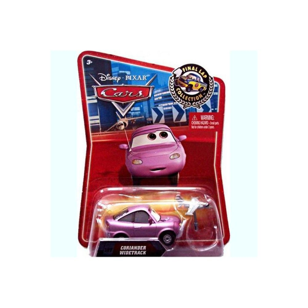 Disney / Pixar Cars Final Lap Collection Coriander Widetrack Diecast Car