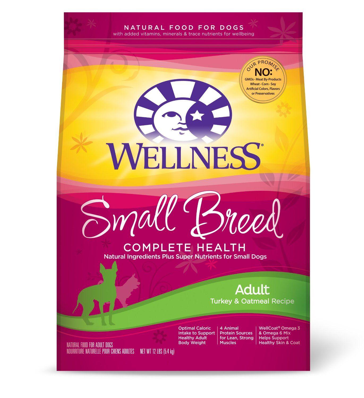 Amazon Com Wellness Dry Dog Food Adult Small Breed Health