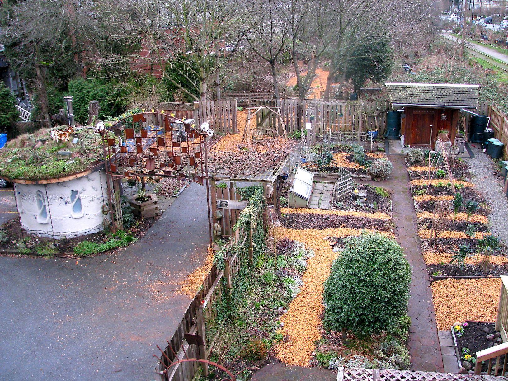 demonstration garden - Google Search