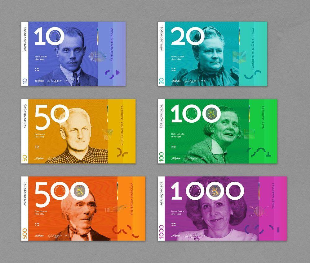 Finnish banknotes