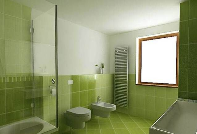 Best Salle De Bain Faience Verte Ideas - Amazing House Design ...