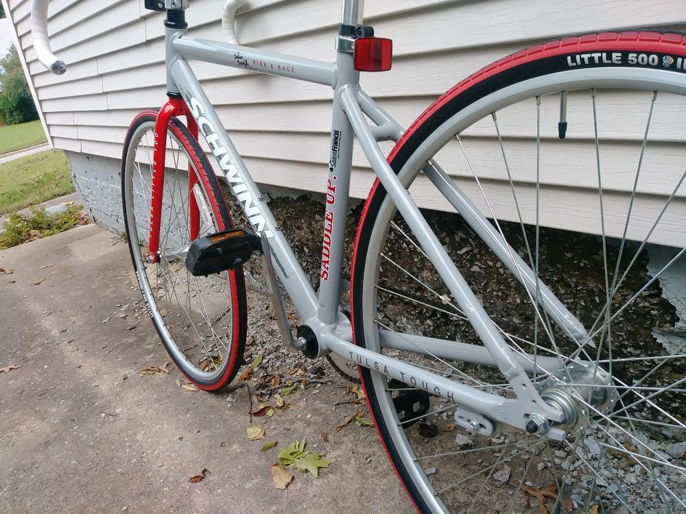 c927734a503 Latest Fixie Bike for sales #FixieBike #FixieBicycle #bicycle RARE Schwinn  Single Speed Road