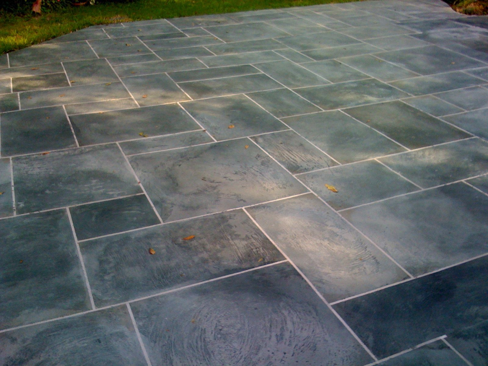 Decorative Concrete Overlay Concrete Magic Designs, LLC 225 317 2774  Www.concretemagicdesigns