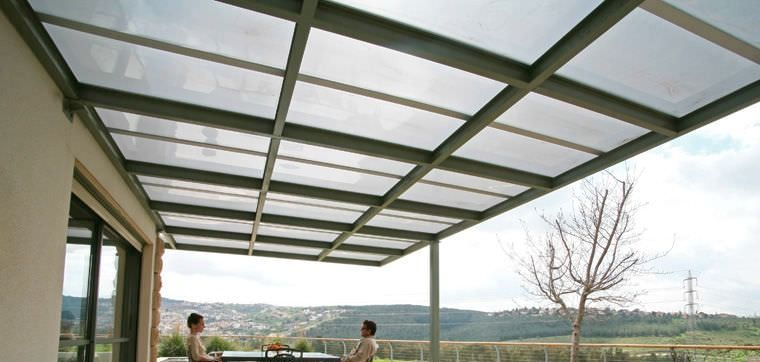 Polycarbonate Sheets Deck Roof Google Search Yard Ideas