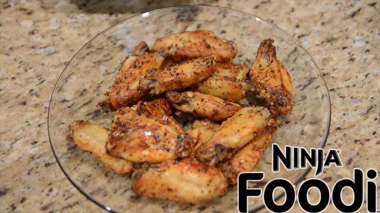 Lets cook 15 frozen wings at once in the ninja foodi