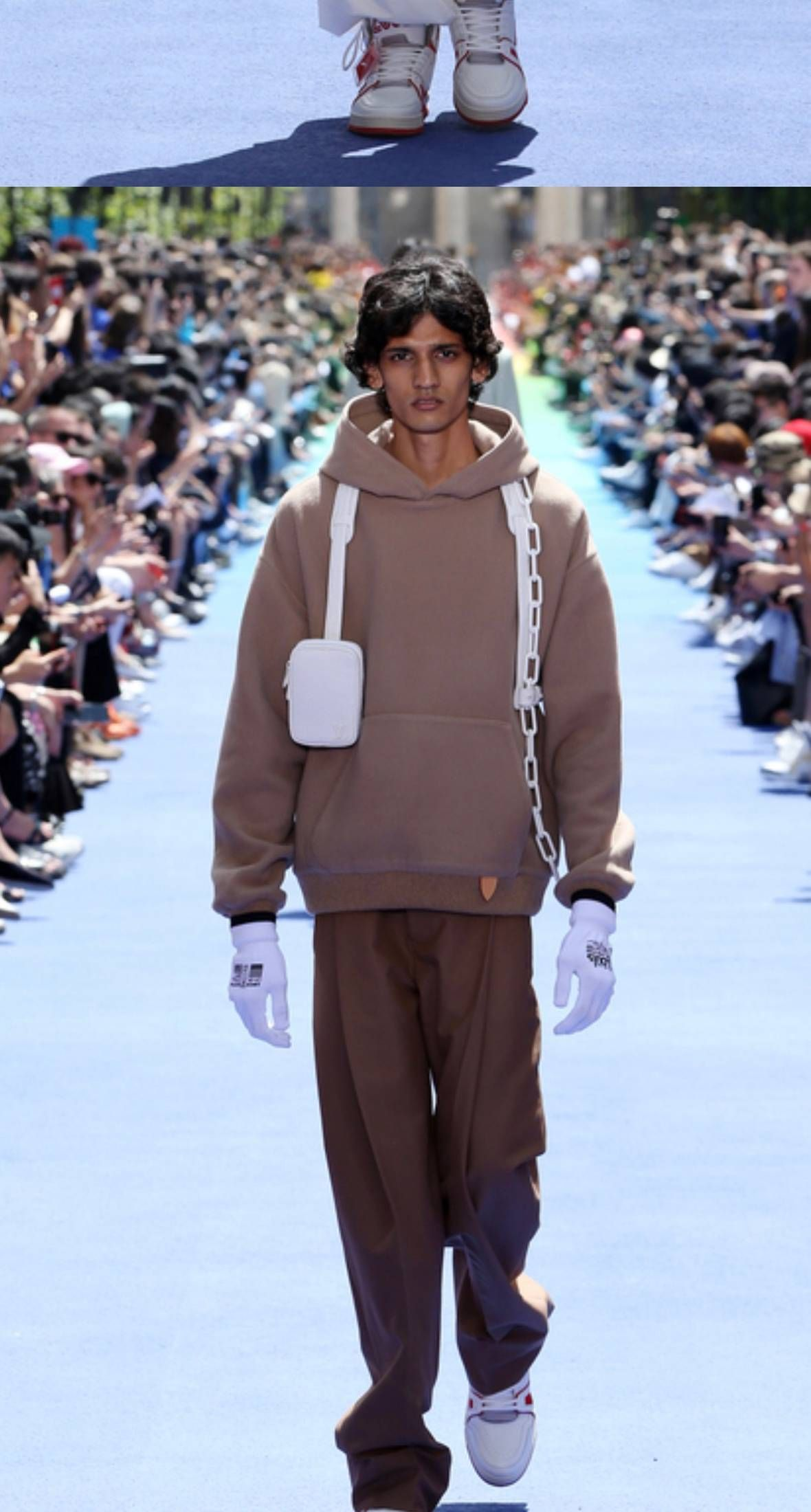 virgil abloh harness