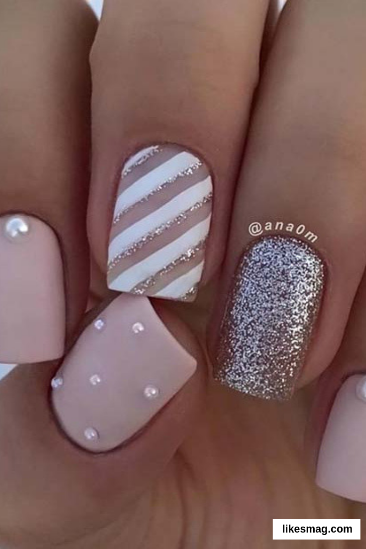 20 Cute Trendy Nails Design Ideas You Can Do At Home Trendy Nail Design Watermelon Nails Trendy Nails