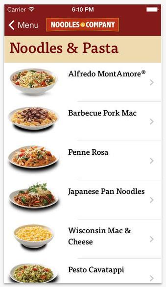 All Star Apps Page 17 Of 28 Best Fast Food Noodles And Company Barbecue Pork