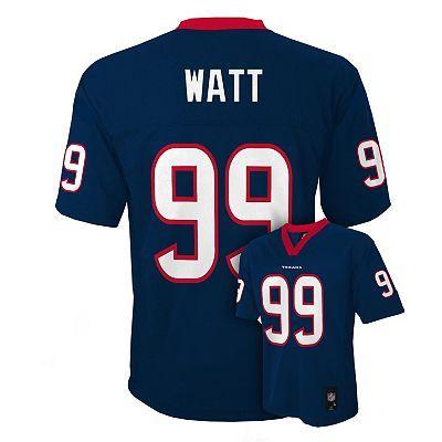 14e44155 Boys 8-20 Houston Texans JJ Watt NFL Replica Jersey | Gabes stuff ...