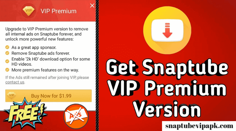 Download SnapTube VIP APK for Free | Latest APK Updated