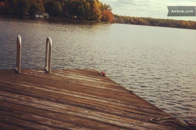 Lake Anna Al Sleeps 10