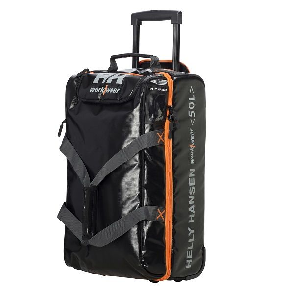 Helly Hansen 50L Trolley Bag | Trolley bags, Helly hansen, Bags