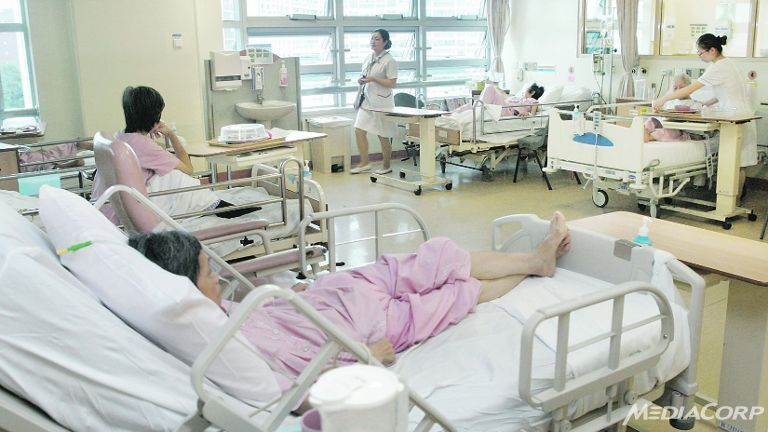 Bulk of public health spending goes to medical patient