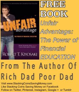 Free Book Unfair Advantage The Power Of Financial Education By