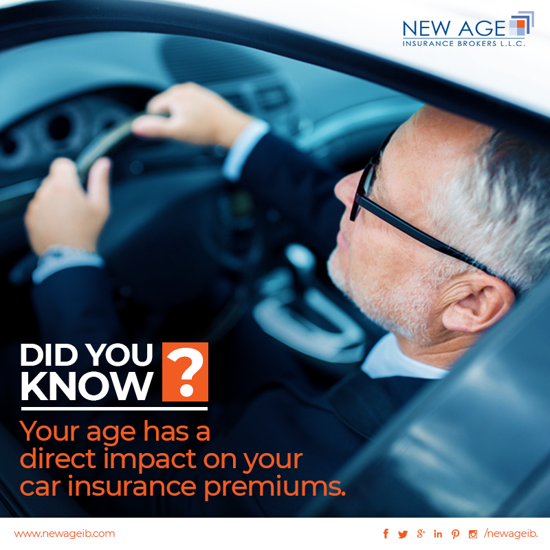Insurance Rates Are Heavily Dependent On The Age Of The Vehicle